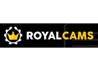 logotipo royalcams